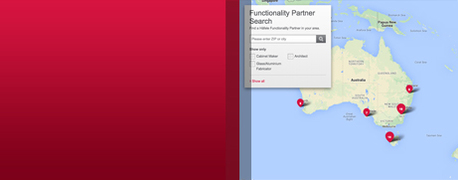Functionality Partner Search