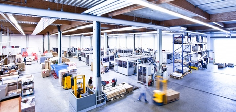 Häfele packaging systems in Nagold
