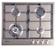 60 cm gas cooktop, with wok burner and flame failure product photo