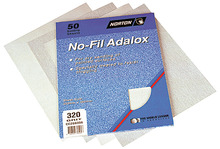 Abrasive sheets, paper backed product photo