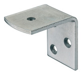 Bed bracket, Steel, for screw fixing product photo