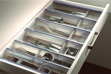 Cuisio cutlery tray, Actual depth 473 mm product photo