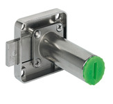 Dead bolt rim lock , Symo, backset 25 mm, with extended cylinder housing product photo