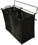 Laundry hamper, Tilt-out with removable bags product photo