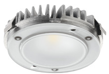 Recess mounted light/surface mounted downlight, Modular, Häfele Loox LED 2025, Aluminium, 12V product photo