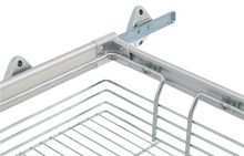 Shoe rack, for pull-out frame system product photo