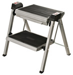 Step stool, steel, Hailo, Step-Fix product photo