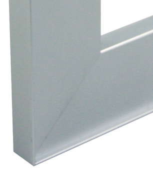 Aluminium frame profiles,Type 4, SALICE Practical aluminium frame profiles and accories