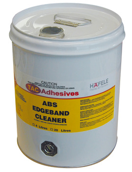 Cleaner, ABS Edgeband