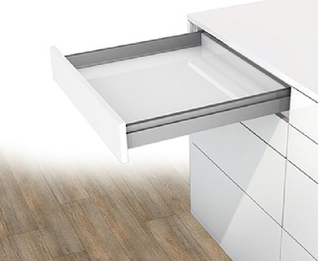 Drawer Sides Standard Packs, 63 mm High, Nova Pro Scala