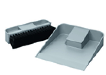 Dust pan set, for One2Five waste bin system