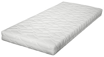 Mattresses, 7-zone cold foam core, with zipper on all sides