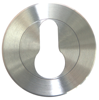 Profille cylinder escutcheon, for Euro locks
