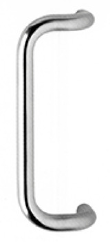 Pull handle, For glass, aluminium or timber doors
