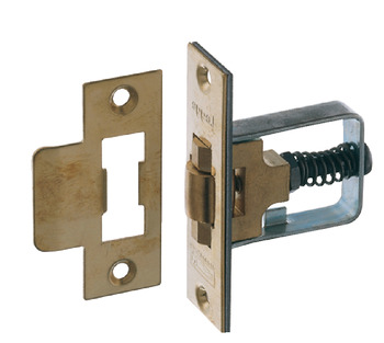 Roller latch, without lock case