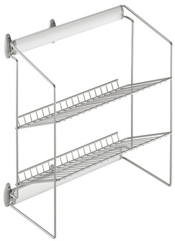 Shoe Rack, Pull Out - 3 Tier Unit