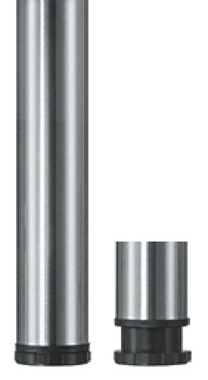 Table leg, Rondella cylindrical