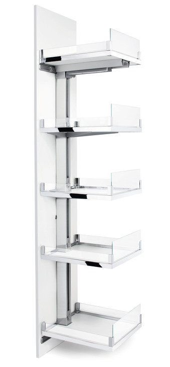 Convoy Centro Pantry Unit To Suit 600 Mm Cabinet Width
