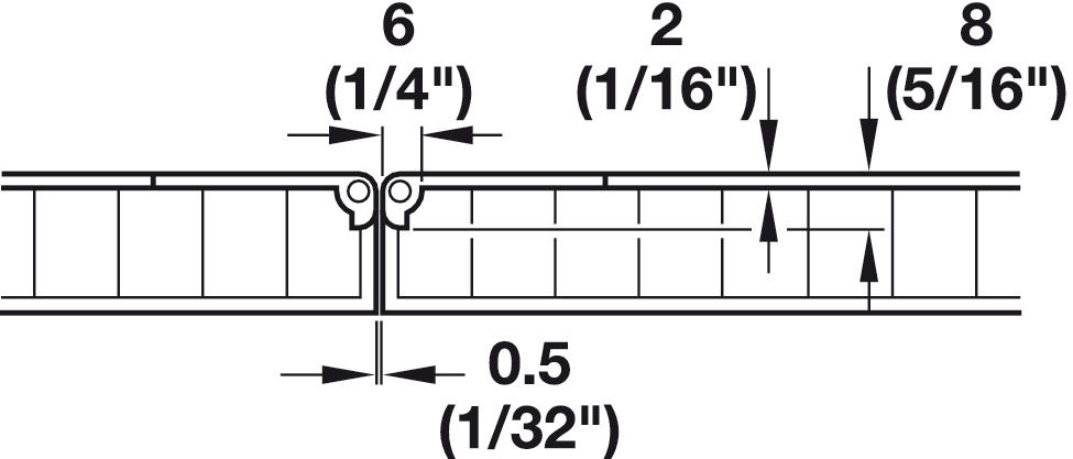 Folding Leaf Hinge For Folding Tables And Sewing Machine Tables Folding Table Fittings In