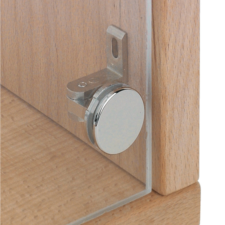 Glass door hinge claronda drilling required in