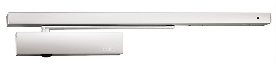 overhead door closer ts 5000 r geze in the h fele. Black Bedroom Furniture Sets. Home Design Ideas