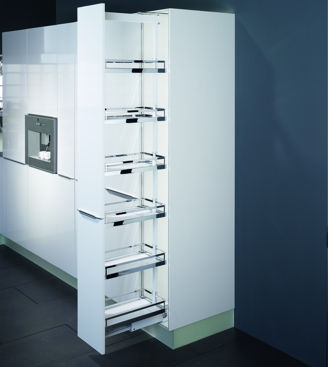 Pull Out Pantry Hardware: In The Häfele Australia Shop