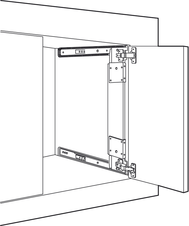 Pivot Sliding Door Fitting 506mm In The H 228 Fele Australia