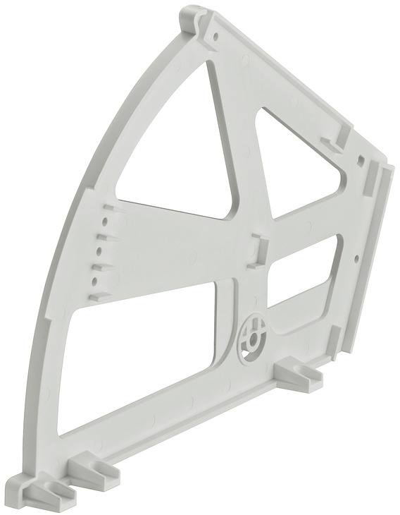 Tilt mechanism for installation in shoe cupboards in for Schuhschrank obi