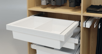 Box, Hook in Storage Trays