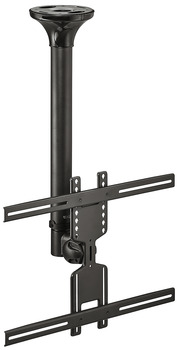 Ceiling mounted TV support bracket, Load bearing capacity 35 kg