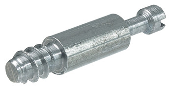 Connecting bolt, S100, Standard, Minifix<sup>®</sup> system, for drill hole Ø 8 mm
