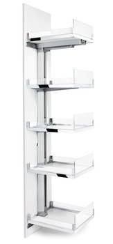Convoy Centro pantry unit, to suit 400 mm cabinet width