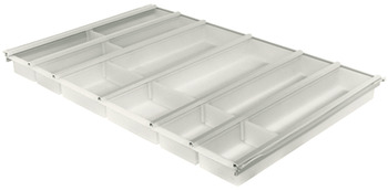 Cuisio cutlery tray, For Grass Vionaro and Blum Legrabox drawer