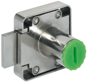 Dead bolt rim lock, Symo, backset 25 mm, long bolt travel