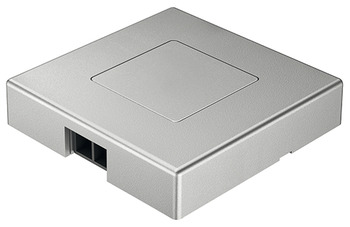 Dimmer, For mounting as downlight