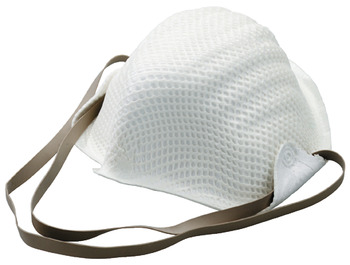 Disposable fine-dust mask, FFP2 D