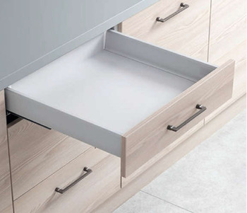 Drawer set, Häfele Matrix Box S, 120 mm drawer side height