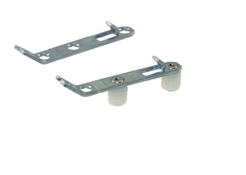 Front hook sets, Nova Pro, for 90mm and 122mm classic drawer sides