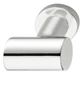 Furniture knob, Steel