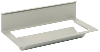 Kitchen roll holder, Aluminium railing system