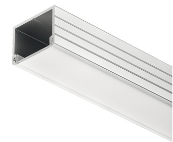 LOOX Profiles, surface or recess mounting