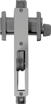 Mortice sliding door kit, single cylinder and thumbturn