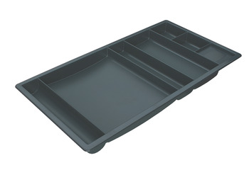 Pencil tray, With 7 compartments