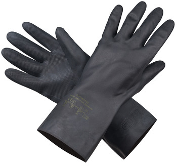 Protective gloves, Chloroprene rubber