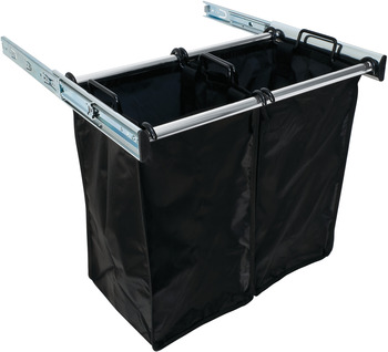 Pull-Out Hamper, with Removable Bags