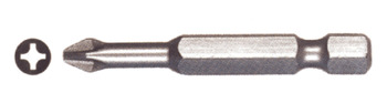Screwdriver bit, Standard bit for Phillips drive