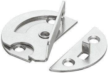 Swivel lug, for tables with frame