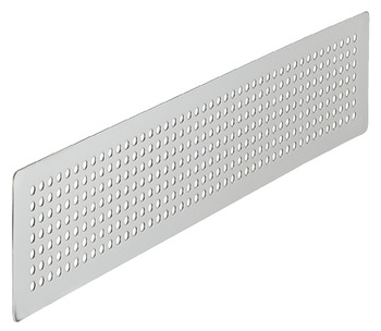 Ventilation grill, stainless steel for screw fixing, Startec